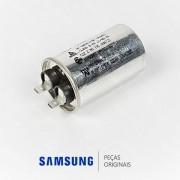 Capacitor 12UF, 250VAC para Refrigerador Samsung Diversos Modelos