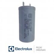 Capacitor 40uF 127V 64188913 / 64501450 Lavadora Electrolux LT10B, LT11F, LT32, LTC15