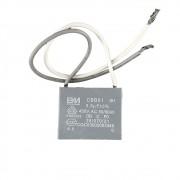 Capacitor CBB61 3,5UF 450V 101208001198 Climatizador Electrolux CL07F CL07R