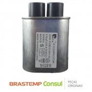 Capacitor CH85 2100VAC 0.80UF+/-3% W10160037 Micro-Ondas Brastemp BMA30AF BMH45AB BMS35AB