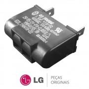 Capacitor da Evaporadora 1,5UF 400VAC 3H01487F Ar Condicionado LG LMNC182D3M0 LMNH182D5A0