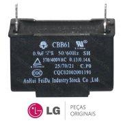 Capacitor YMR40904 da Unid Controle Evaporadora 3H01487A Ar Condicionado LG TSNC092 TSNC122 TSNH122