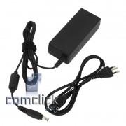 Carregador, Adaptador Fonte AD-6019R 19V / 3,16A para NoteBook e ATIV Book Samsung NP-R130, SF410, RV411, NP-R430