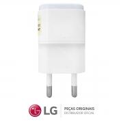 Carregador LG MCS-01BR 1,2A Branco Celular / Smartphone