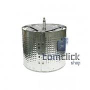 Cesto em Inox 14KG Diamond Drum para Lavadora e Lava e Seca Samsung WD1142XVM, WF431ABP