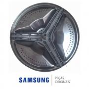 Cesto em Inox com Tripé e Batentes Lava e Seca Samsung WD11M44530W