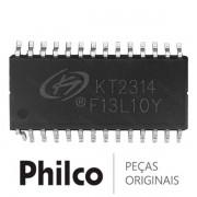 Circuito Integrado KT2314 (SMD) Bateria Eletrônica e Som Portátil Philco PB350BTB, PB350BT, PB350