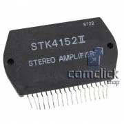 Circuito Integrado STK4152 II para Amplificadores de Diversas Marcas e Modelos