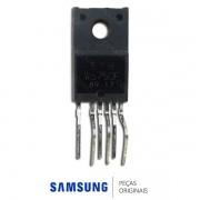 Circuito Integrado STR-W6750F para TV Samsung CL21M21, CL21M6, CL21Z43, CL21Z50, CL21Z57, CL21Z58