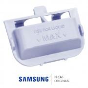 Compartimento de Sabão Líquido Gaveta Dispenser Lavadora e Lava e Seca Samsung WD90J6410 e WW10J6410
