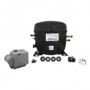 Compressor 80HLP 220-240V R134A 1PH 1/4+ W10393812 Freezer e Geladeira Brastemp / Consul