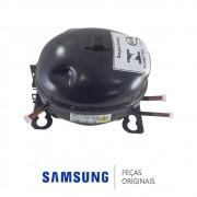 Compressor Inverter 100/220V MSV4A1AL1R/TT3 Refrigerador Samsung RT46H5501SL RT46H5601SL