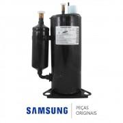 Compressor Inverter R410A 58HZ 161-197V 3PH Ar Condicionado Samsung AQV09PSBT, AQV12PSBT, ASV09PSBT