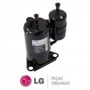 Compressor Rotativo GA092MCA R410A 11.500 BTUS para Ar Condicionado LG USUW122HSG3