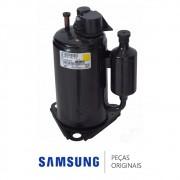 Compressor Rotativo R22 220v RGA5510ERS para Ar Condicionado Samsung 9.000 BTUS AS09UWBV