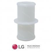 Conector da Borracha da Porta para Drenagem de Água Lava e Seca LG WD-1403FD, WD-1403RD, WD1485AT
