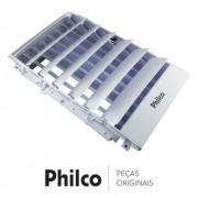 Conjunto Aleta Horizontal e Aleta Vertical Climatizador Philco PCL1F