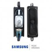 Conjunto Alto Falante (par) para TV Samsung LN32B550, LN37B450, LN37B530, LN40B450, LN40B530