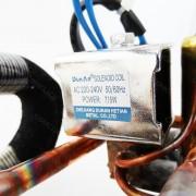 Conjunto Completo da Válvula Reversora DSF-4 / SH-W2 para Ar Condicionado Samsung Diversos Modelos