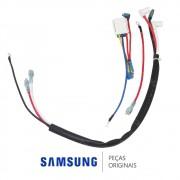 Conjunto de Cabos / Chicote da Condensadora Ar Condicionado Samsung AR12HCSUAWQ, AS09UWBV e AS12UWBU