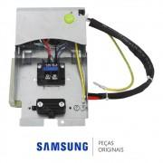 Conjunto Elétrico da Condensadora para Ar Condicionado Samsung AS09ESBA, AS09UBA, AS09UBT, AS09UWBU