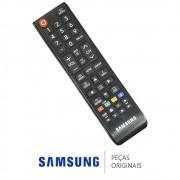Controle Remoto BN63-09299X / BN98-06255A TV Samsung HG32ND450SG HG40ND450BG HG40ND460SG