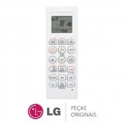 Controle Remoto AKB74675304 Ar Condicionado LG ASNW092BRG2 ASNW122BRG2 ASNW182CRG2
