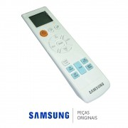Controle Remoto ARH-3001 para Ar Condicionado Samsung AQ09UBT, AQ12UBT, AQ18UBT, AQ24UBT