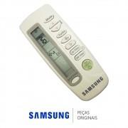 Controle Remoto ARH-466 para Ar Condicionado Samsung AQV09NSBN, AQV12NSBN, AQV18NSBN, AQV24NSBN