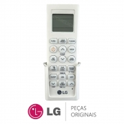 Controle Remoto com Suporte de Parede AKB73455711 Ar Condicionado LG ATNQ LTNC