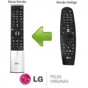 Controle Remoto LG MAGIC REMOTE AN-MR600 Botão Scroll e Reconhecimento de Voz TV LG