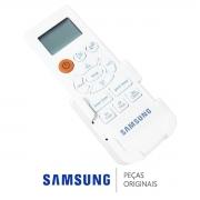 Controle Remoto para Ar Condicionado Samsung AQ09UBB, AQ12UBA, AQ18UBA, AQ24UBA