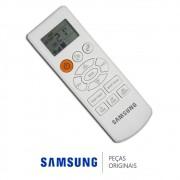Controle Remoto para Ar-Condicionado Samsung AS09UBAN, AS09UBBN, AS12UBAN, AS18UBAN, AS24UBAN