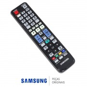 Controle Remoto para Home Theater Samsung HT-C350, HT-C460, HT-C550, HT-C553, HT-C655W, HT-C750W
