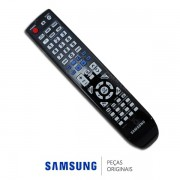 Controle Remoto para Home Theater Samsung HT-Z120T, HT-Z220T, HT-X625T, HT-X725G