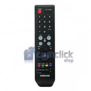Controle Remoto para TV Samsung LN19A330J1XZD, LN19R81BX/XAZ, LN19R81BW/XAZ