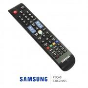 Controle Remoto TM1250A TV Samsung J5500, J6300, J6400, J6500, JS7200, JU6500, JU6700