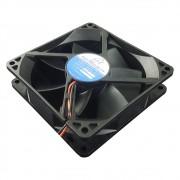 Cooler 12V 3,4W 0,25A 2400 RPM 9025S-12/2 92X92X25 Universal