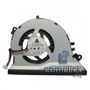 Cooler / Ventilador para Notebook Samsung NP-QX410, NP-SF310, NP-SF311, NP-SF410