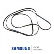 Correia 106 x 0,8cm do Tambor para Secadora Samsung DV316BGW, DV431AGP, DV448AGP
