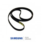 Correia para Lavadora e Lava e Seca Samsung Q1244ATDW, WD-Q1255V, WD-Q1456V