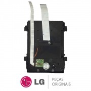 Deck / Mecanismo com Leitor Ótico EAZ62541182 / EAX64528801 Mini System LG CM8350 CM8450