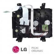 Deck / Mecanismo Montado com Leitor e Cabos Mini System LG CM5660