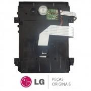 Deck / Mecanismo Montado Com Leitor EAX64528801 / EAZ62541102 Mini System LG CJ87 CJ88 CL88