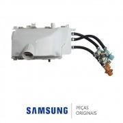 Dispenser Completo + Válvulas + Mangueira de conexão + Bomba do Dispenser Lava e Seca Samsung WD16N