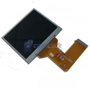 Display LCD original para câmera digital Samsung NV3 Digimax i6