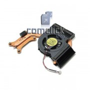 Dissipador de Calor para Placa Mãe para Notebook Samsung NP-R440