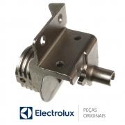 Dobradiça Inferior Direita da Porta A03489401 Geladeira Electrolux DB53 DF51 DF54X IB52X TF51X