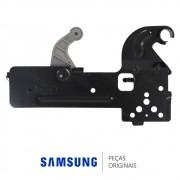 Dobradiça Superior da Porta Direita para Refrigerador French Door Samsung RFG28MESL