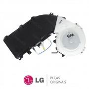 Duto de Secagem com Resistência 110V 1200W, Ventilador e Termostato para Lava e Seca LG WD-1403RD